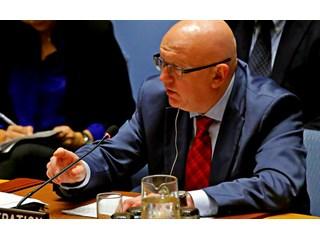 Постпред России при ООН жестко осадил председателя Совбеза, успешно защитив сирийскую делегацию