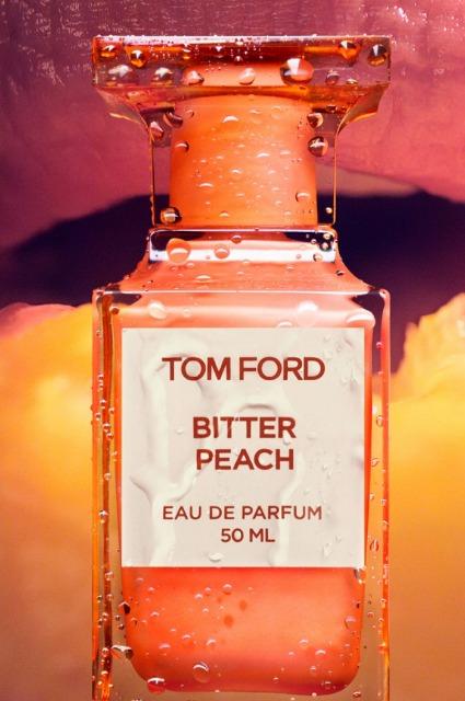 Wanted: персиковый аромат Bitter Peach, Tom Ford Новости красоты