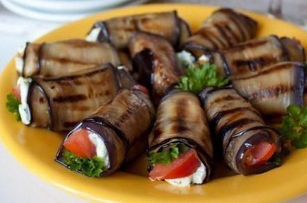 10 очень вкусных блюд из баклажанов… Эти блюда из баклажанов понравятся всем!