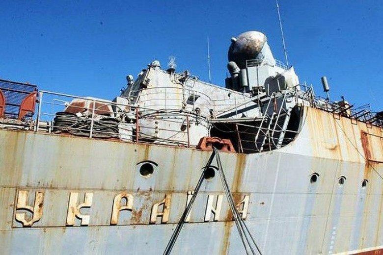 Побег в Крым: Украинские мор…
