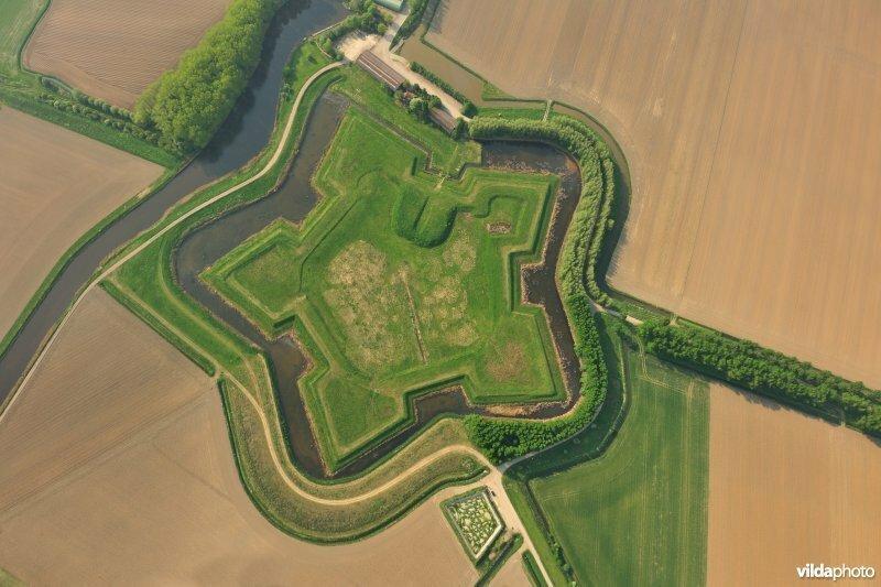 Пятиугольные бастионы имели свою форму и название артиллерия, бастионы, звездчатые крепости, интересное, исторические факты, сооружения, фортификация