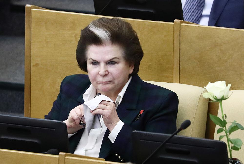 Депутат Терешкова: Путин должен и далее править на благо России