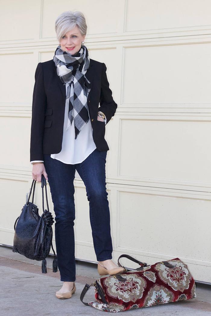 мода для зрелых женщин
