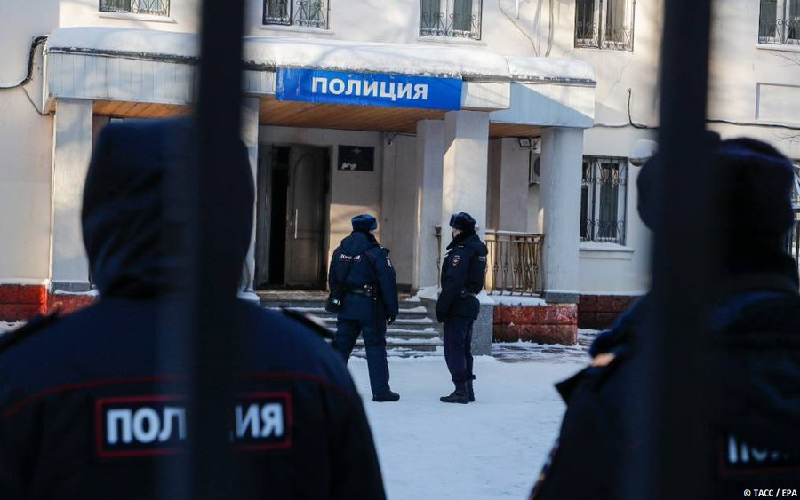 В ОНК насчитали более 600 задержанных за участие в незаконной акции протеста Политика