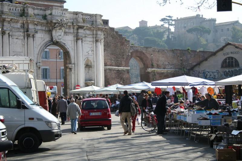 9 мест итальянской столицы, которые незаслуженно обделены вниманием туристов достопримечательности,Италия,Рим