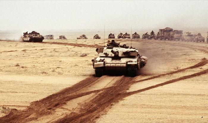 Загадочная болезнь: синдром войны в Персидском заливе.