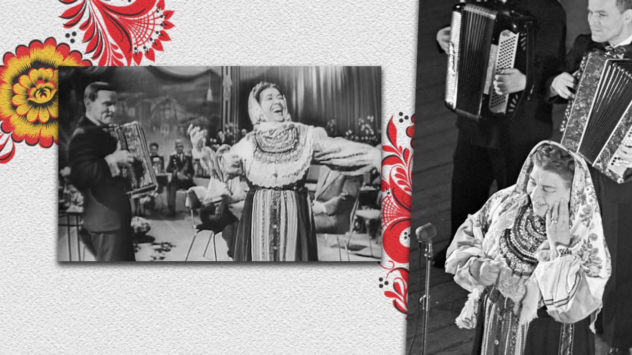 лидия русланова в картинках бросила хозяйка покажи