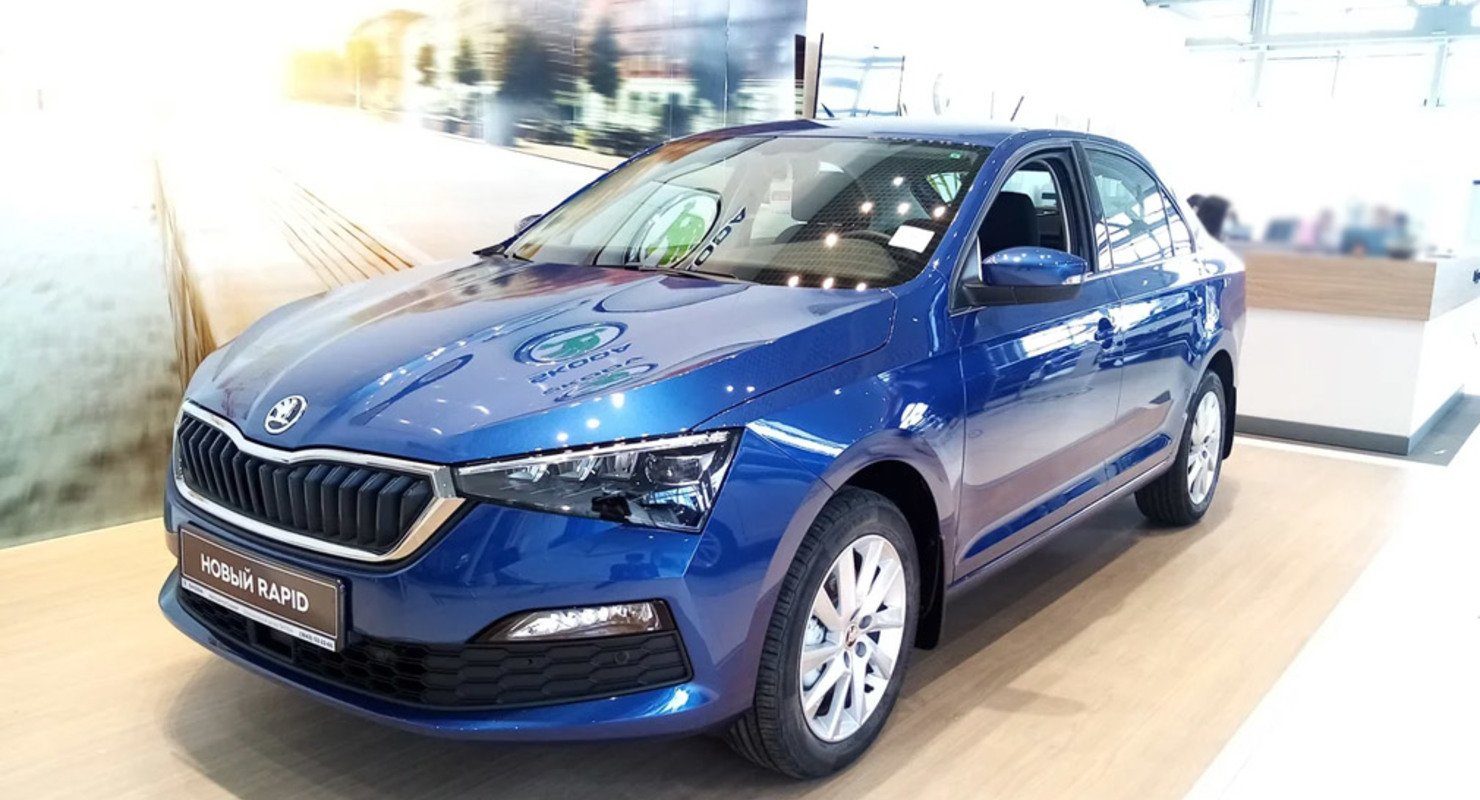 Skoda объявила скидки на свои авто в июне 2021 года в России Автомобили