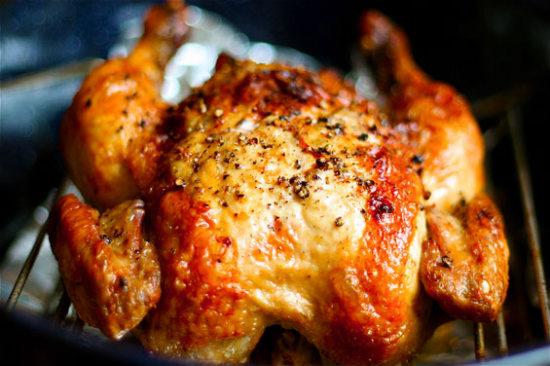 5 лучших рецептов c хрустящей куриной кожицей