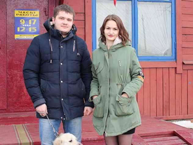 Переселенцы из Украины вперв…
