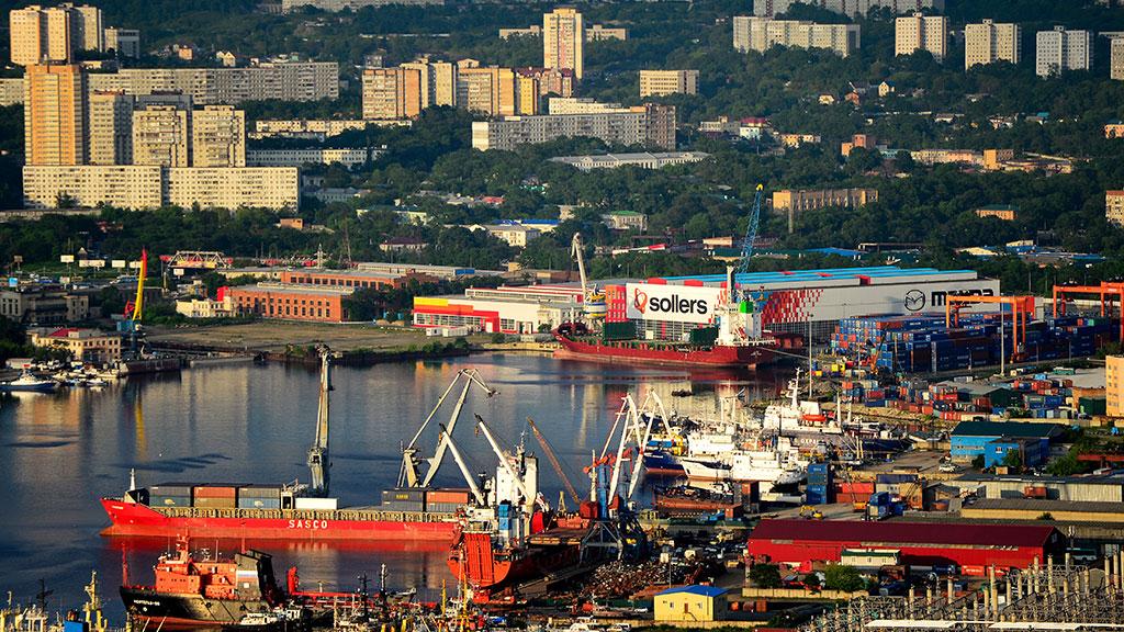 США будут контролировать российские порты Приморья из-за КНДР