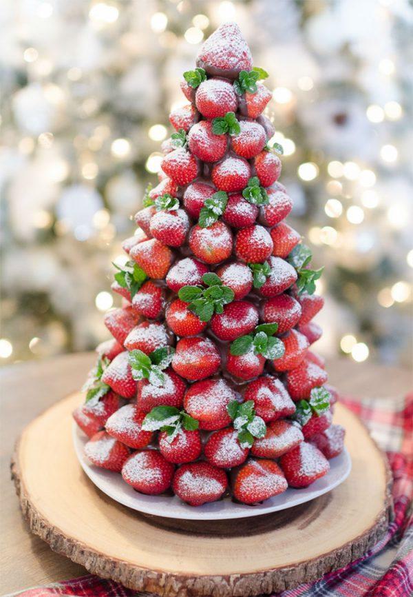 только расправил новогодние сладости рецепт с фото красивом пледе, корзинках