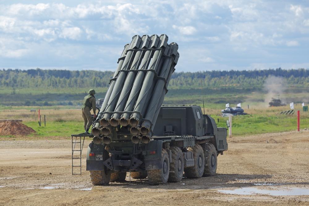 Названы 4 вида оружия РФ, с …