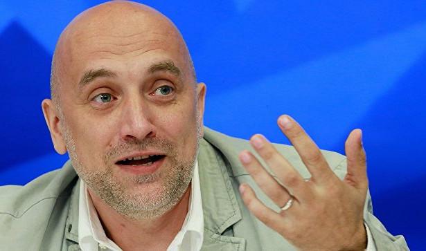 Прилепин нашел способ решения «украинской проблемы»
