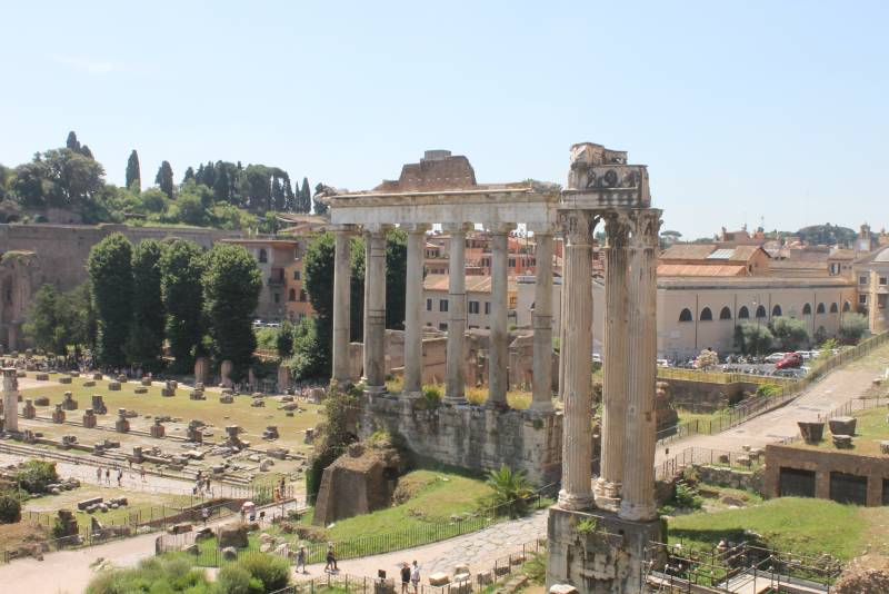 Древний Рим: одежда для мира и одежда для войны история