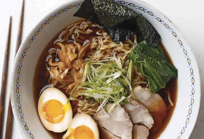 Японский рамен: настоящий рецепт