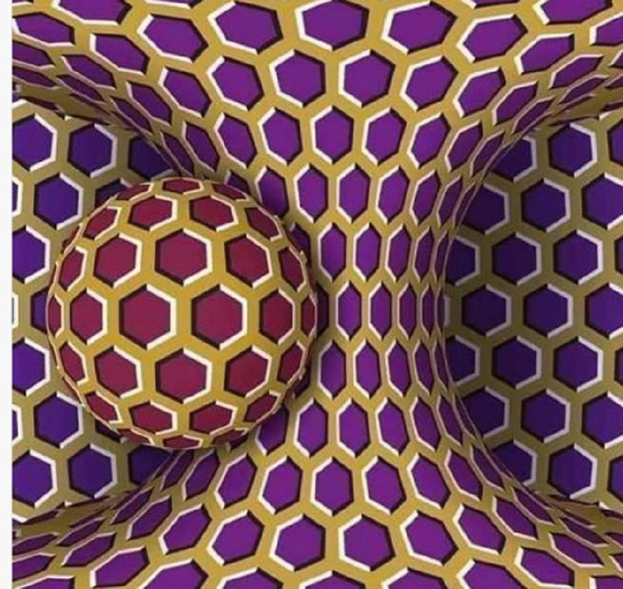 Внимание на картинку: новая оптическая иллюзия действительно измерит уровень стресса?