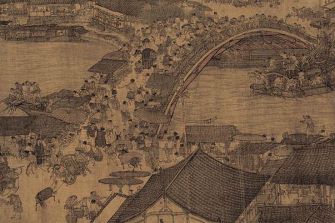 Как Китай создал свою империю древний мир,империя,история,Китай,культура,наука,Пространство