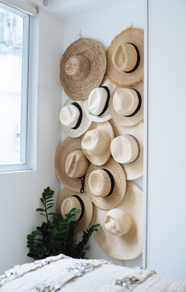 Подвешенные шляпы МК