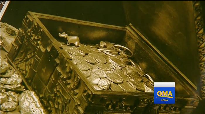 В поисках сокровищ: сундук от миллионера Форреста Фенна, спрятанный в горах