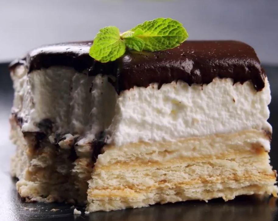 Приготовил жене этот торт и она меня расцеловала. Без выпечки, без желатина десерты,кулинария,торты