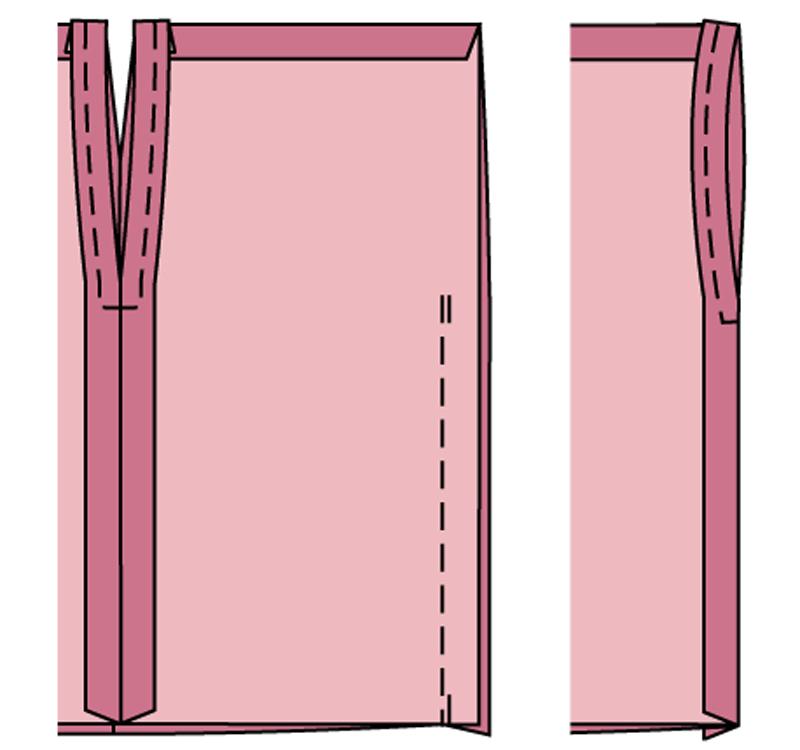 Как сшить тунику или платье и выкройки 34