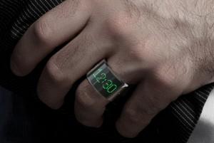 Smarty Ring - часы-кольцо и миниатюрный компаньон смартфона