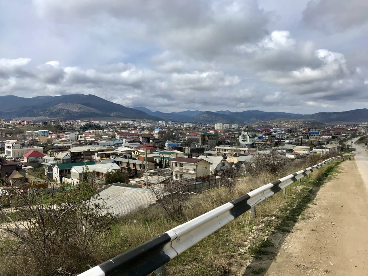 В горах Крыма на велосипеде // Часть 4
