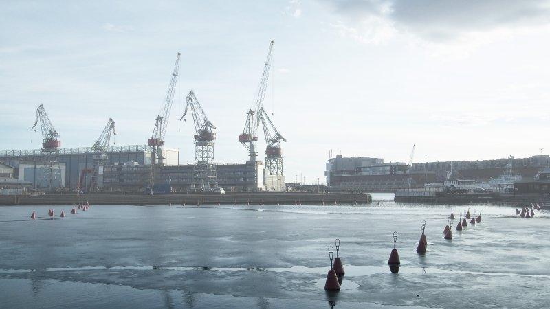 Измаильский порт: Киев уничтожает наиболее ценный актив в Бессарабии