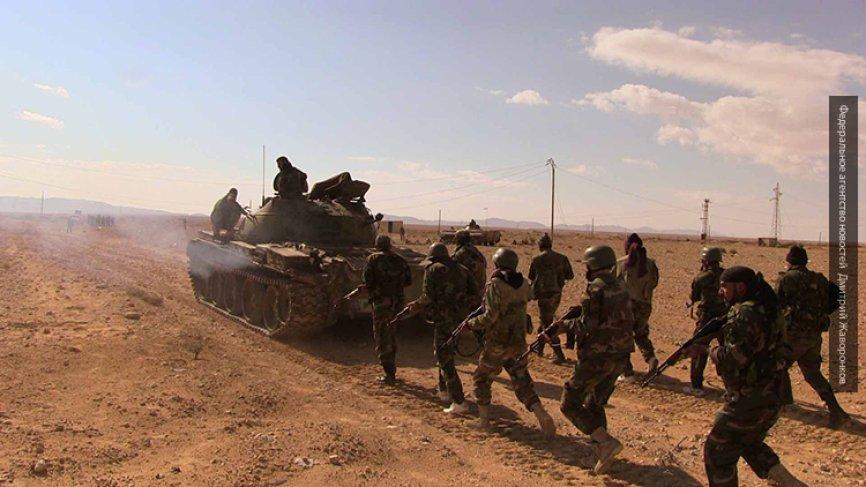 В Сирии полностью уничтожен один из элитных спецотрядов «ан-Нусры»