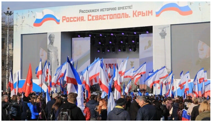 В России назвали условие, при котором Украина может вернуть себе Крым