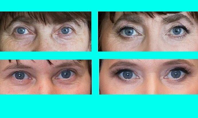 3 признака макияжа, говорящие, что женщина за 50 красится правильно