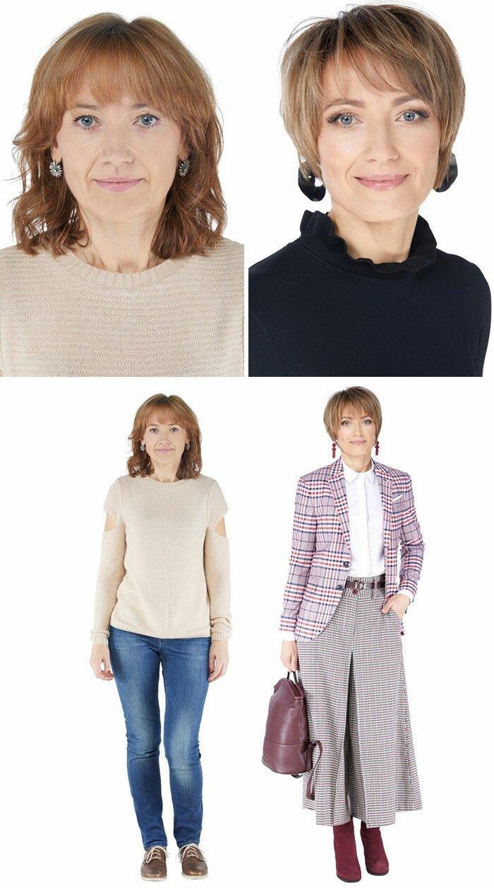 Вилма, 50, менеджер Стиль, красиво, красота, макияж, преображение, стилист