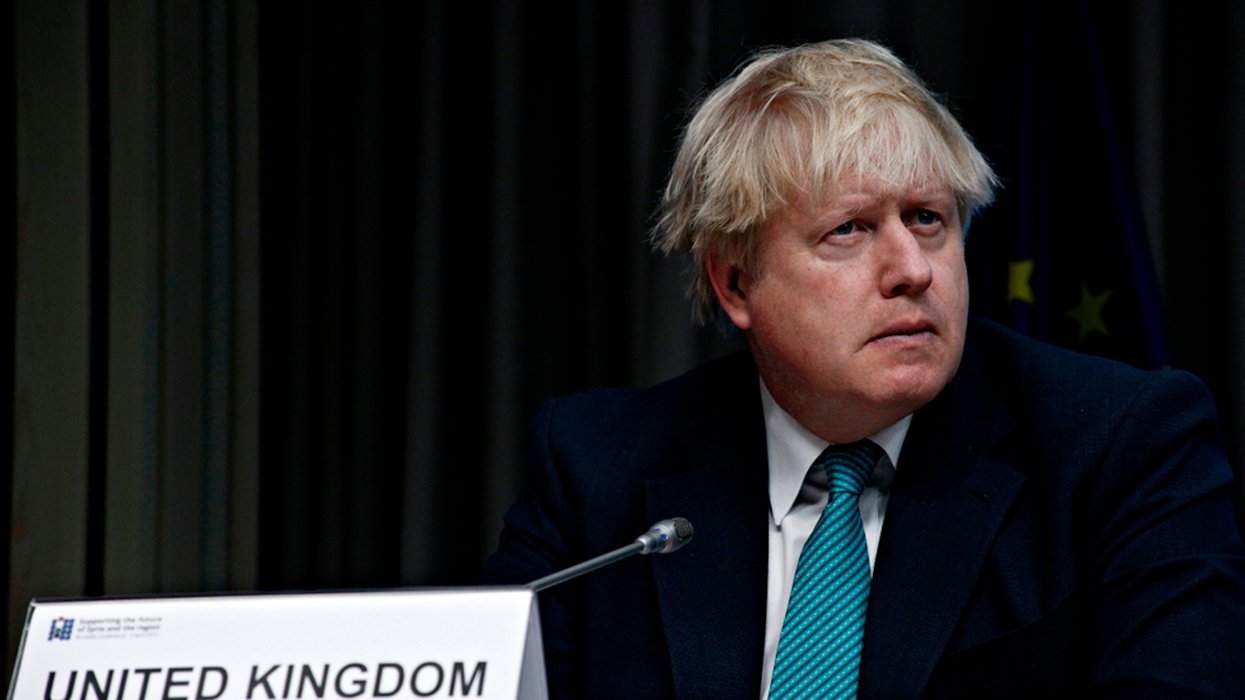 Премьер Джонсон – друг Трампа, который погубит Британию