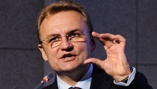 Мэр Львова заявил, что у украинцев украли страну Американцы