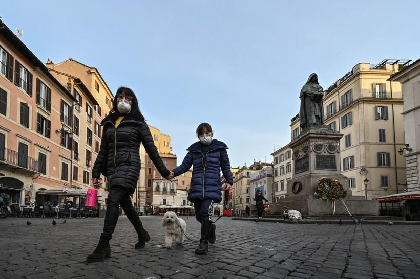 Вино и любовь: 9 самых забавных причин, из-за которых итальянцы нарушали карантин Европа,Путешествия,фото