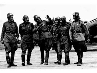 17 июня 1942г. 7 наших истребителей разметали 27 немецких