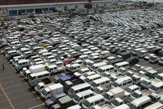 Сколько стоят подержанные машины в Японии. Действительно ли есть выгода автомобиль,аукцион,Пространство,Япония