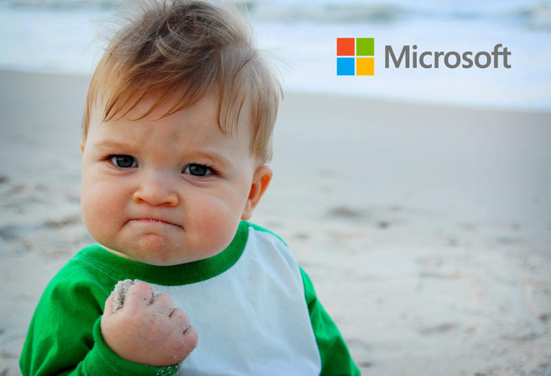 Самые громкие взлёты и падения легендарной компании Microsoft