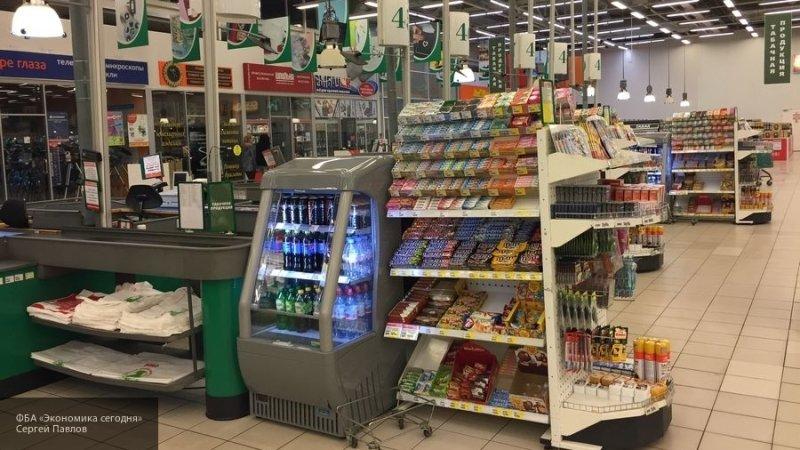Российским магазинам предложили отказаться от выдачи бесплатных пакетов на кассах