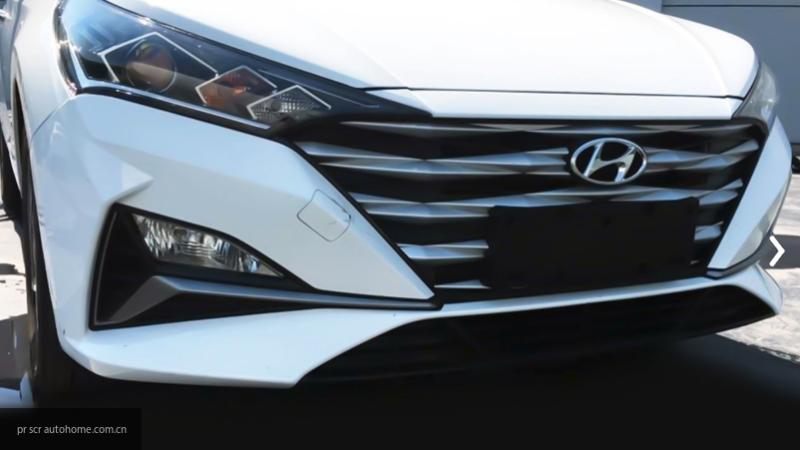 Hyundai в октябре выпустит в продажу обновленный и удлиненный Solaris