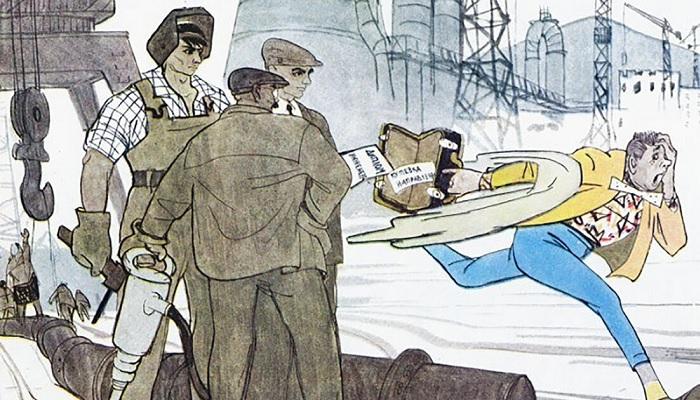 Пятерка неординарных побегов граждан из СССР