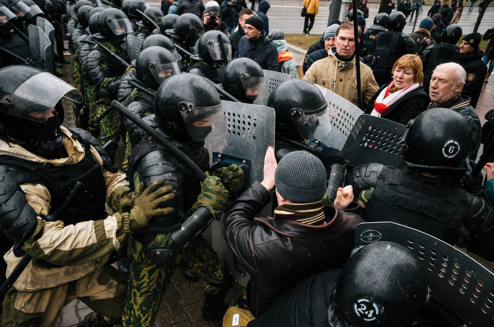 Кто управляет Белоруссией?