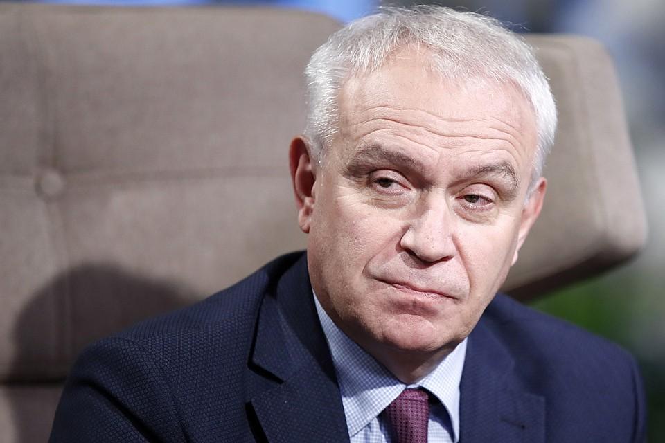 Директор Национального медицинского исследовательского центра кардиологии Сергей Бойцов. Фото: Артем Геодакян/ТАСС