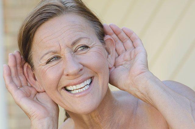 Как сохранить слух в зрелом возрасте