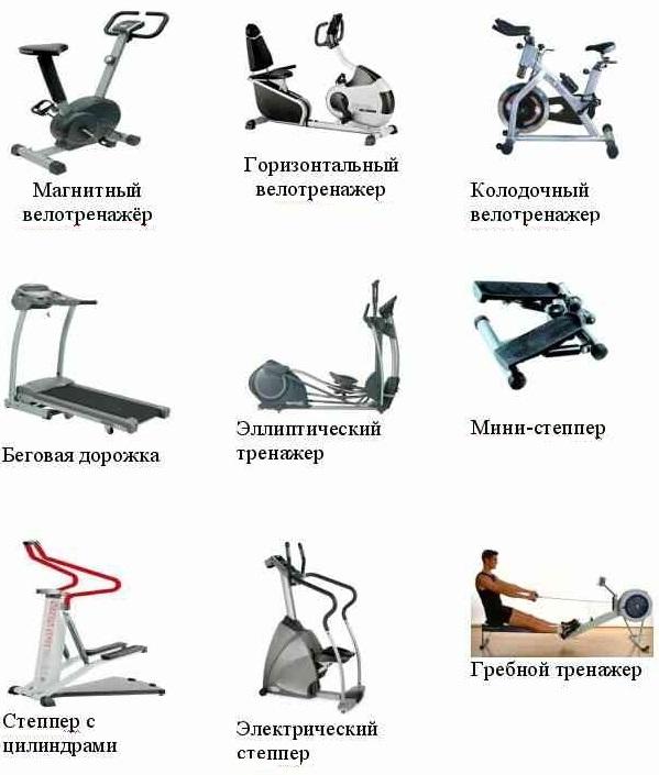 спортивные тренажеры для похудения