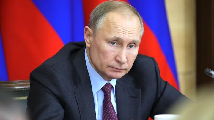 """Три требования Путина к ФСБ. И один риторический вопрос: """"Испугались?"""" россия"""