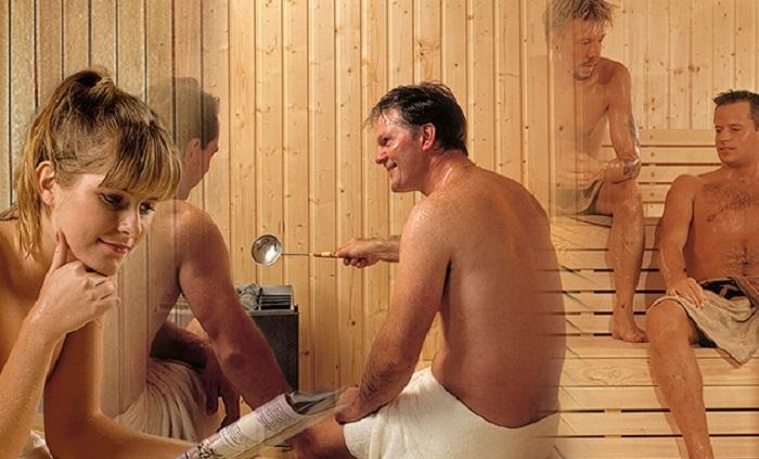 Причина, по которой немецкие бани вызывают шок у русских