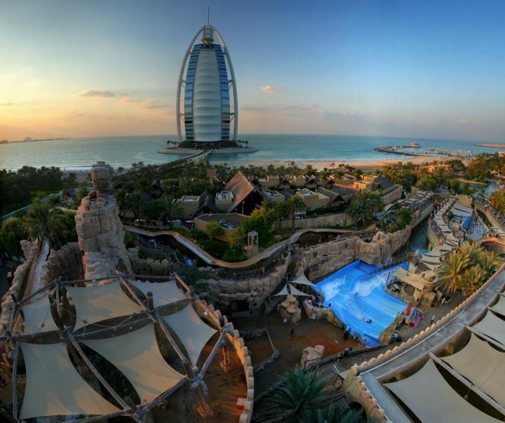 «Вайлд Вади» — Аквапарк в Дубае (11 фото)