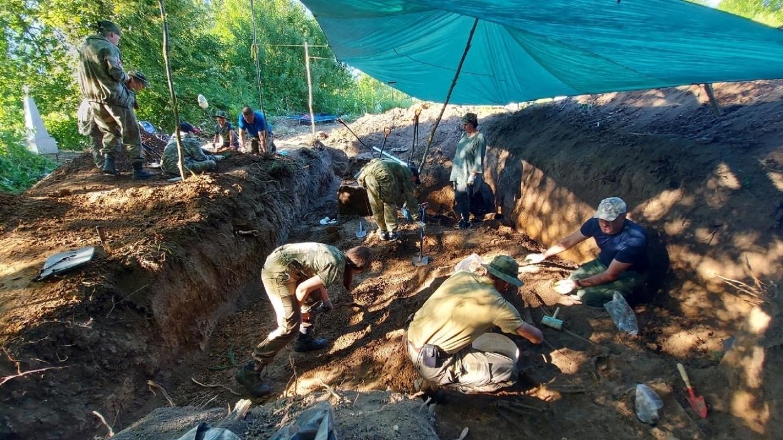 Захоронение расстрелянных фашистами мирных жителей нашли под Тулой Общество